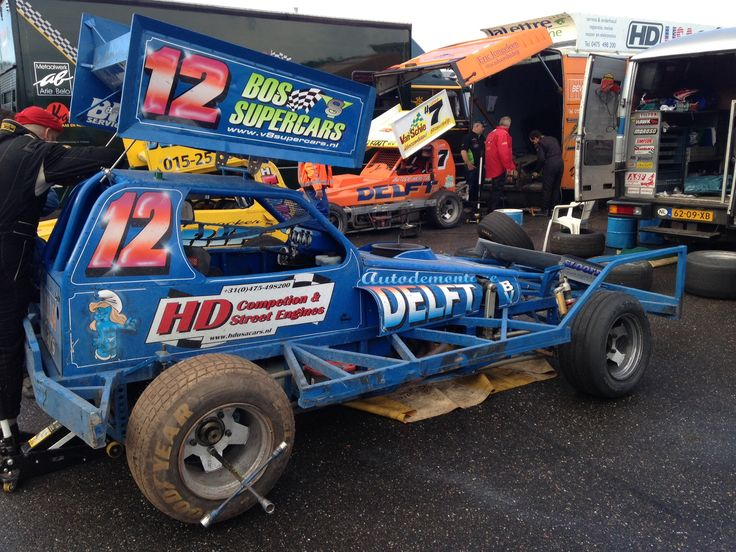 BriSCA grades, cars and rules