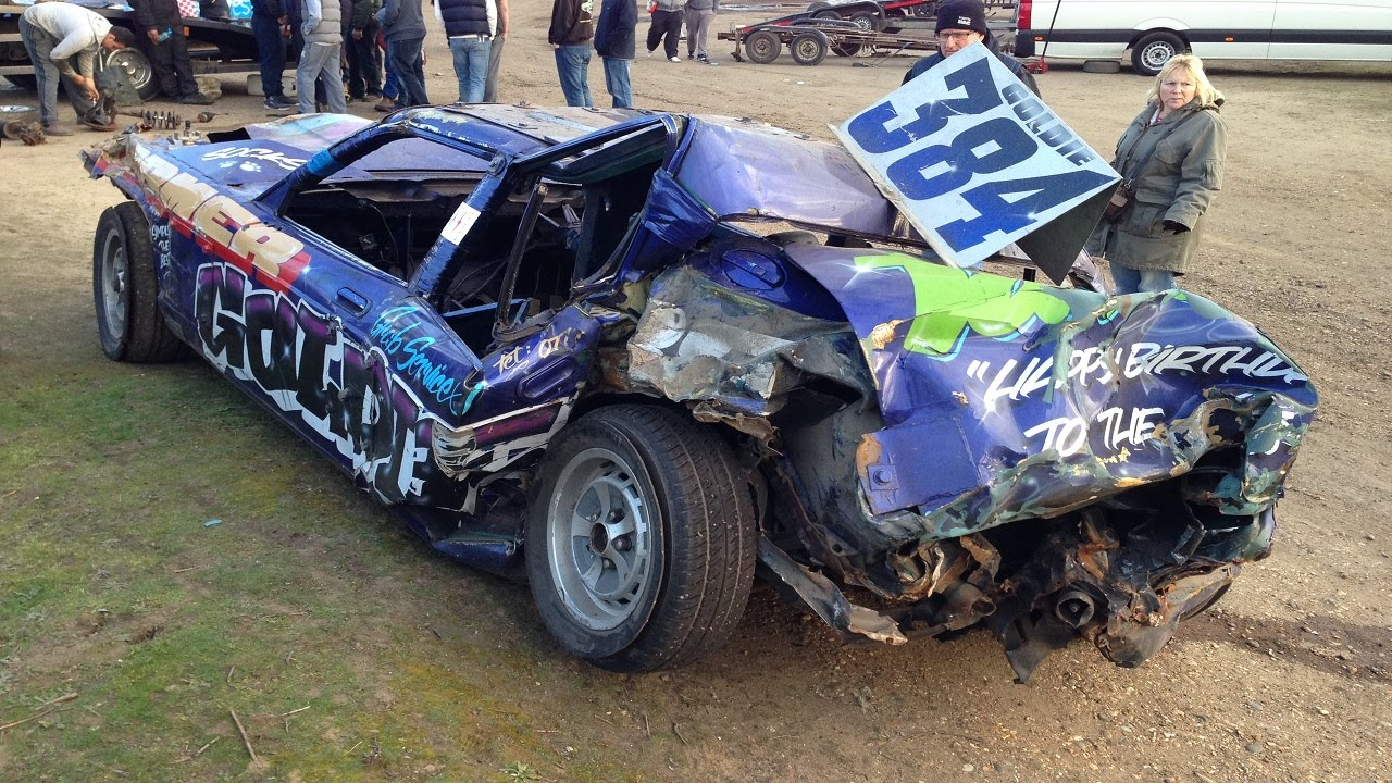banger racing stadium